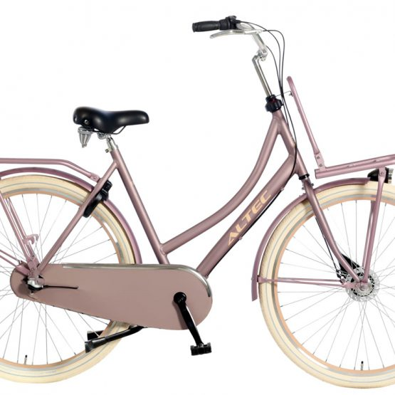 Altec Retro Transportfiets Dames Dames 2018 Roze