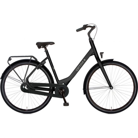 Cortina Common N3 Dames 2019 Jet Black Matt 50cm