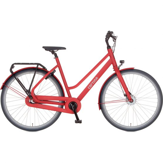 Cortina Common ND3 Dames 2019 True Red Matt 57cm