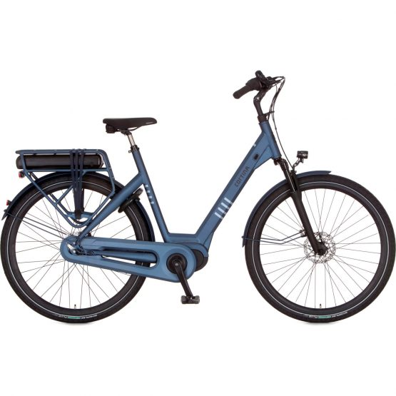 Cortina E-Octa Plus N8 Dames 2019 Aegean Blue Matt 50cm