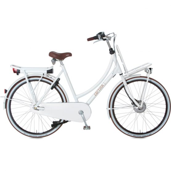 Cortina E-U4 N7 RB Dames 2019 White Pearl 57cm