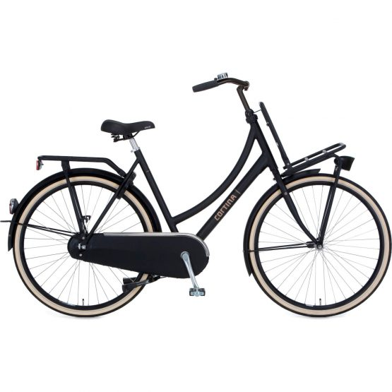 Cortina U4 RN Dames 2019 Jet Black Matt 57cm
