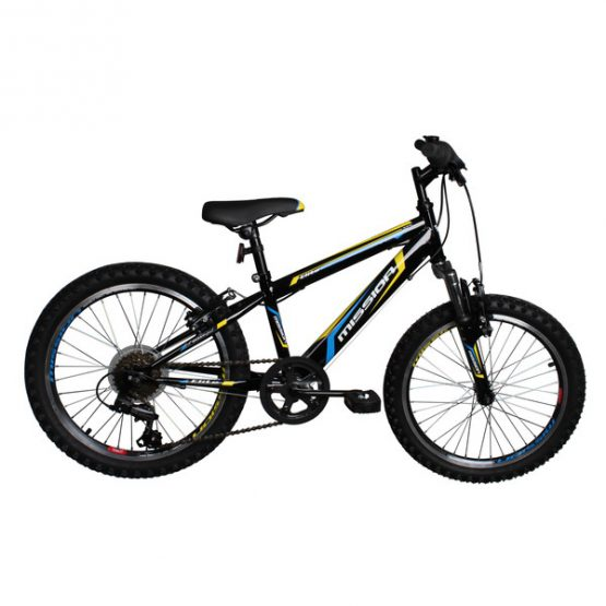 Elite Mission 20 Inch 29 Cm Jongens 6V V Brake Zwart